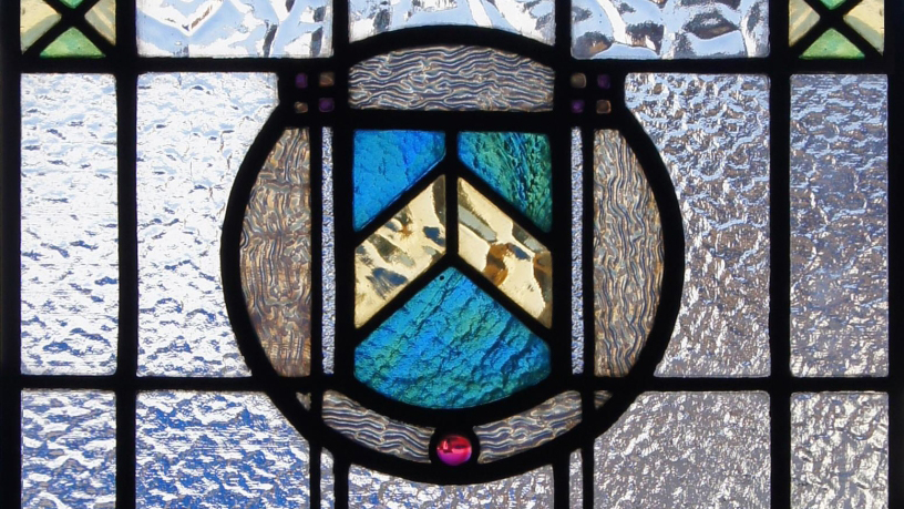 Antique Stained Glass Colorado Springs