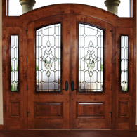 Entryway Stained Glass Colorado Springs